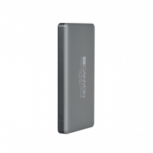 Аккумулятор CANYON CNS-TPBP15DG Lithium Polymer Battery 15000 mAh, темно-серый